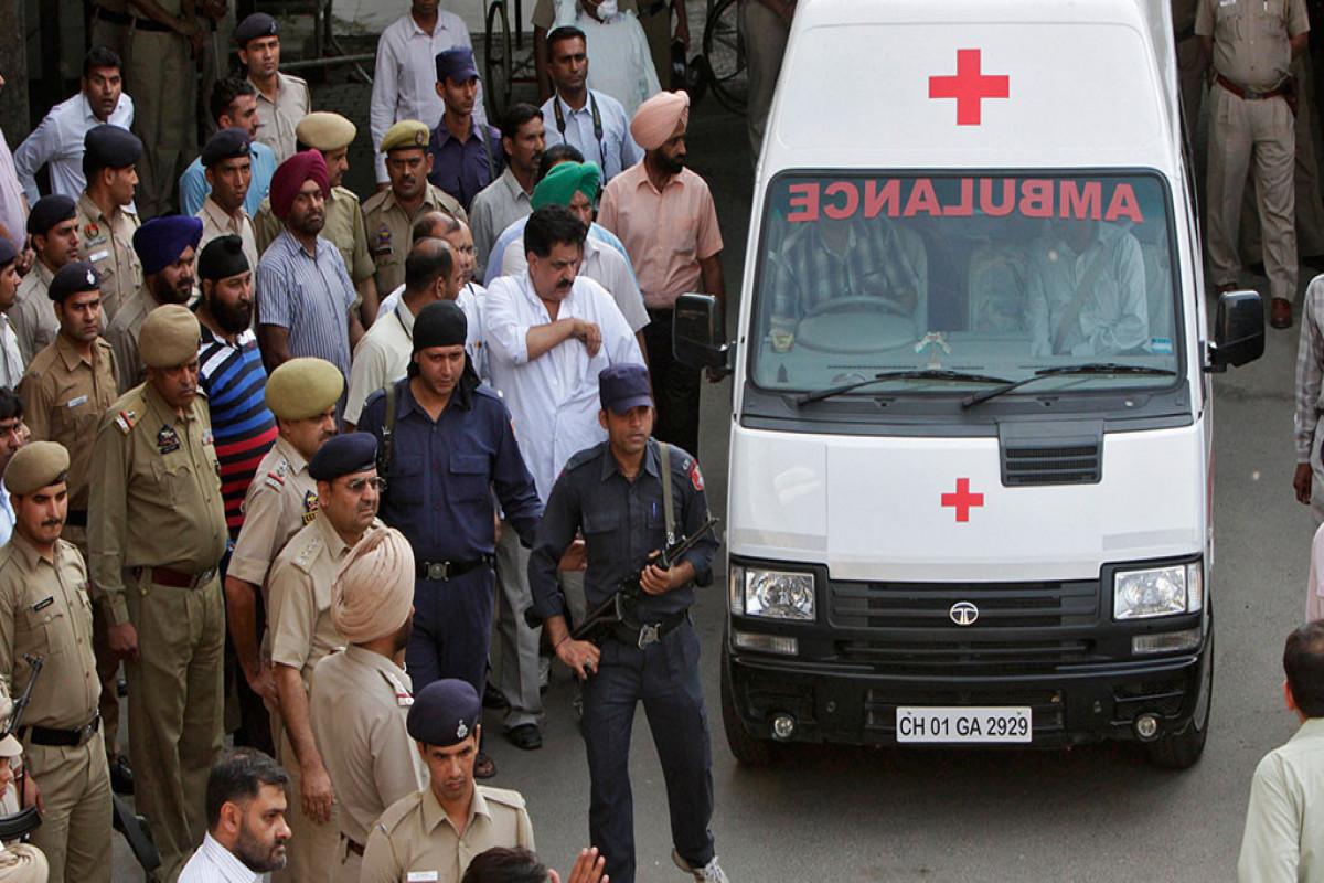 На севере Индии 17 человек погибли в ДТП