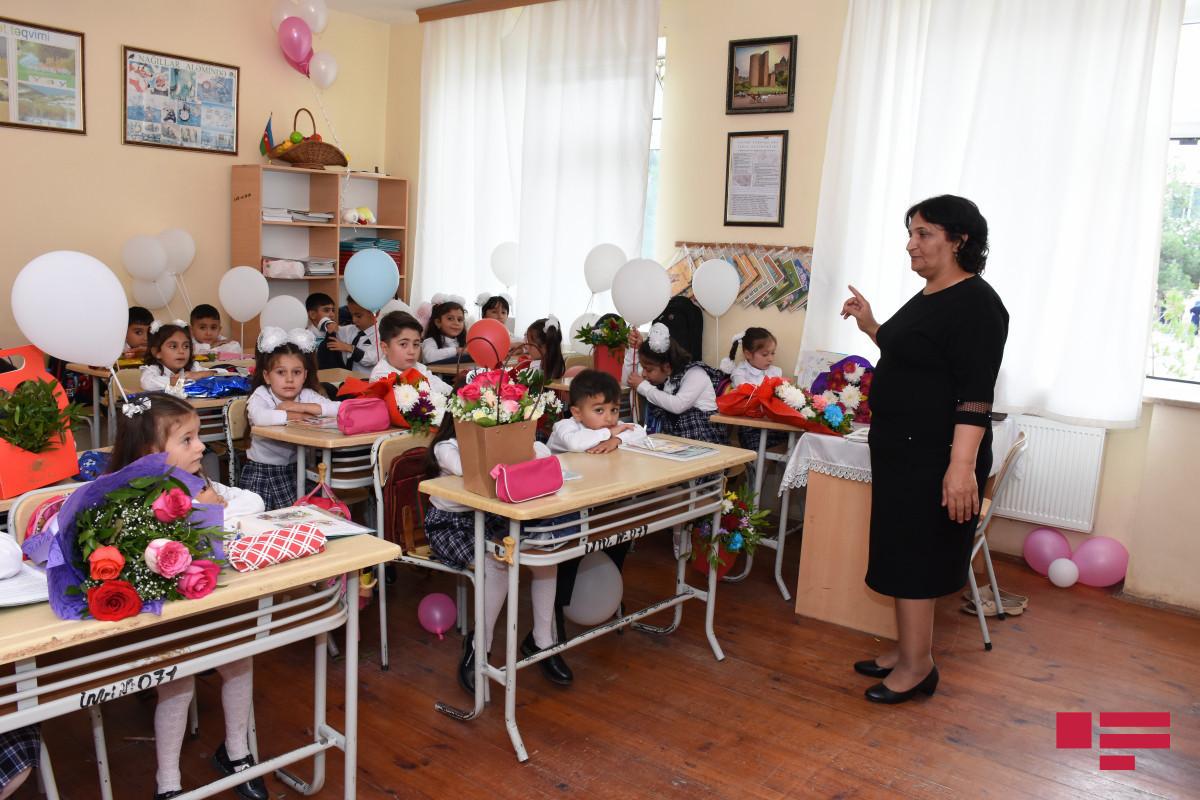 Обнародована среднемесячная зарплата педагогов в Баку
