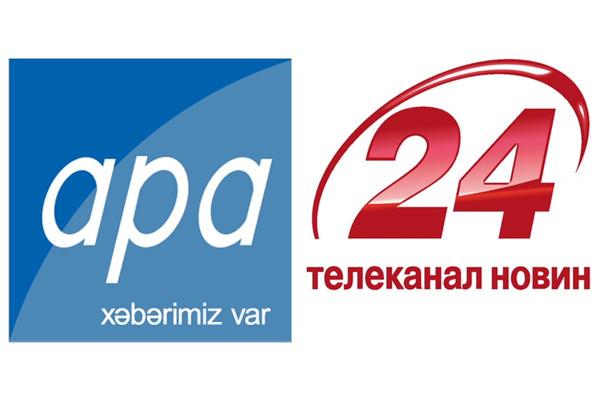 "Cooperation Memorandum signed between APA and Ukrainian TV and radio company ""Lux"""