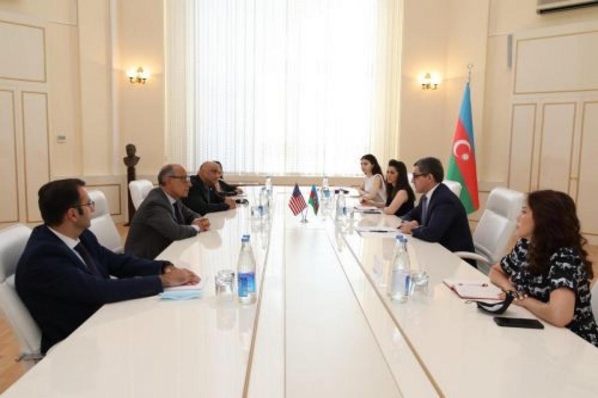 Azərbaycan və ABŞ qurumları arasında əməkdaşlıq memorandumu imzalanıb