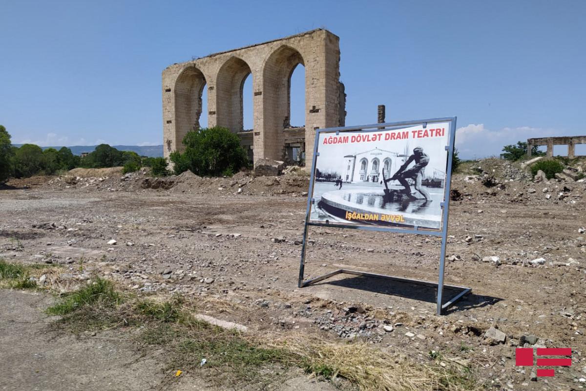 İşğaldan azad edilmiş ərazilərdə 318 tarix-mədəniyyət abidəsinə baxış keçirilib