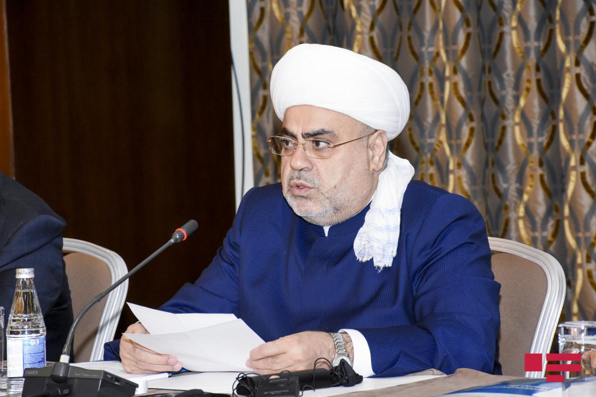 Председатель УМК выступил с заявлением, осуждающим визит Гарегина II в Ханкенди