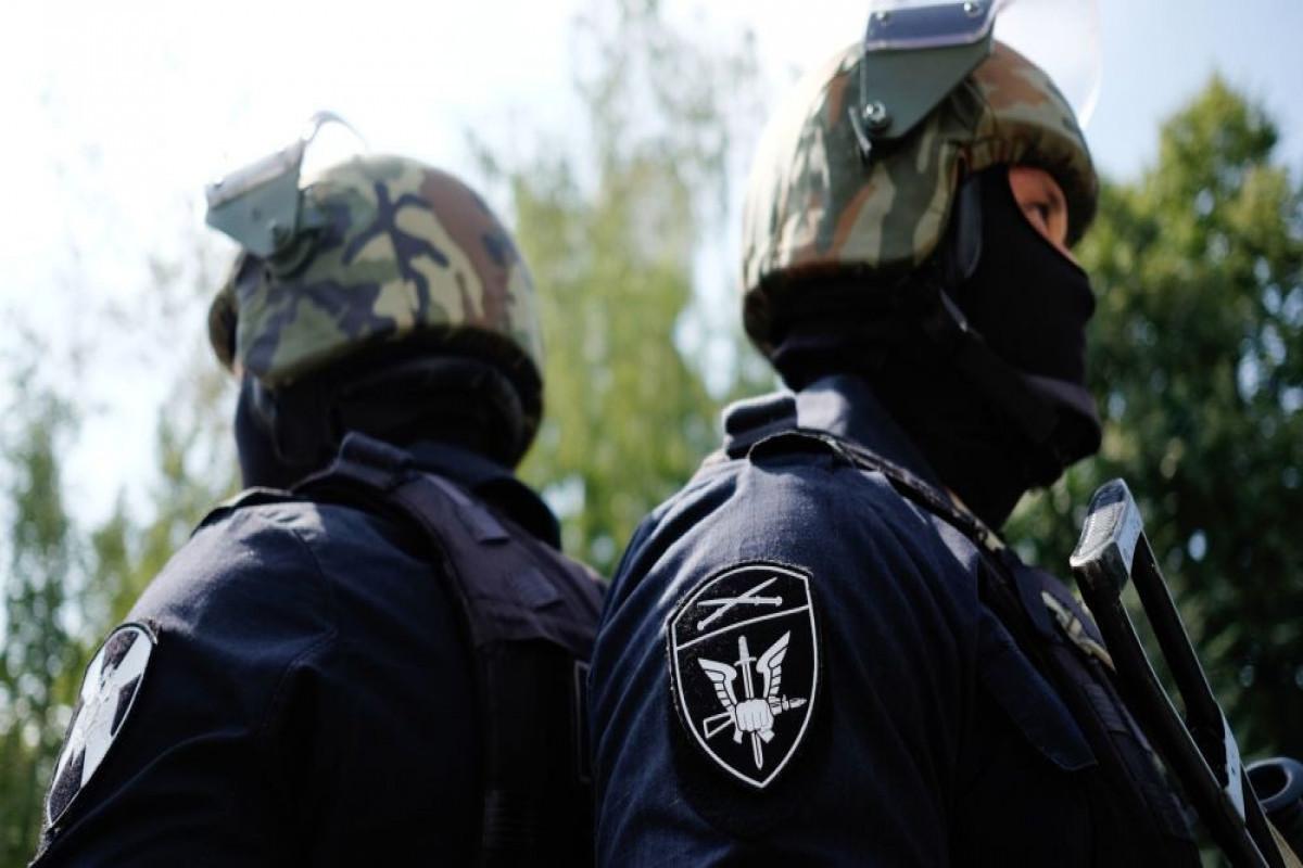 В России армянин убил судебных приставов