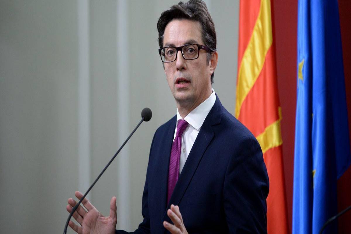 Президент Северной Македонии поздравил президента Азербайджана
