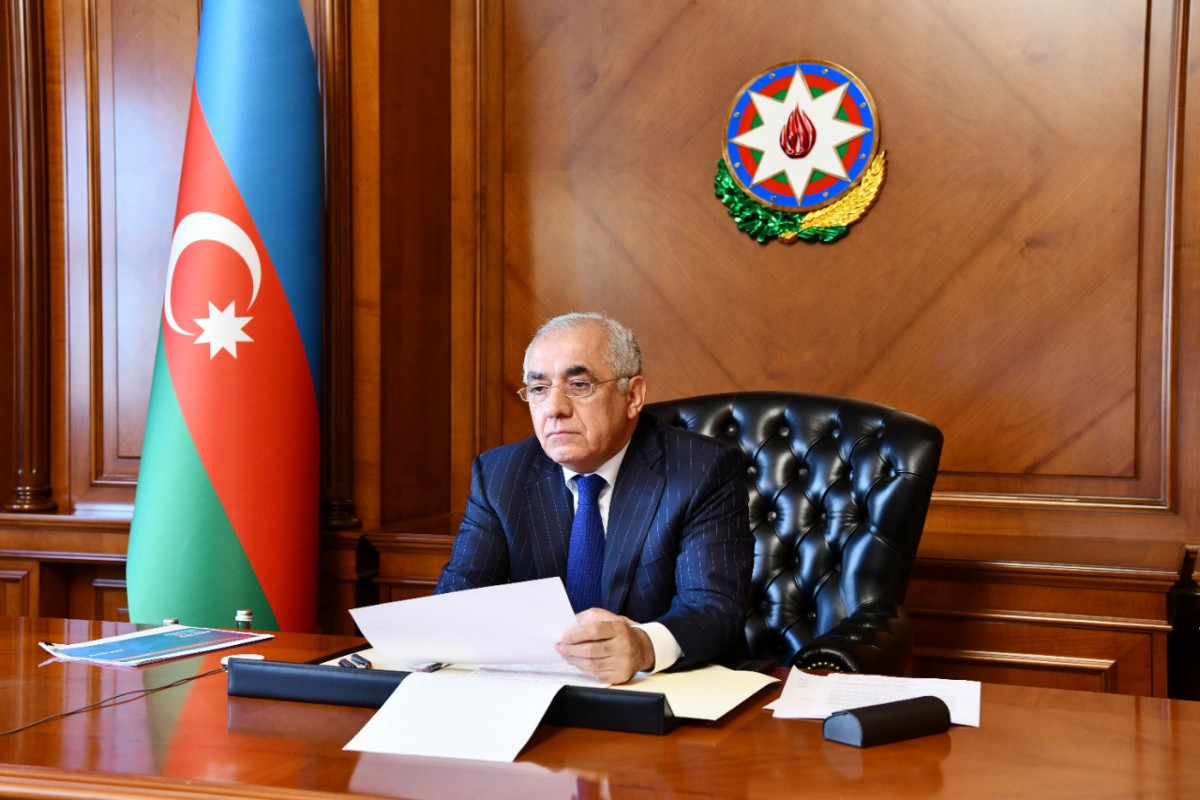 Cabinet of Ministers of Azerbaijan discussed preparations for the Euro 2020 finals
