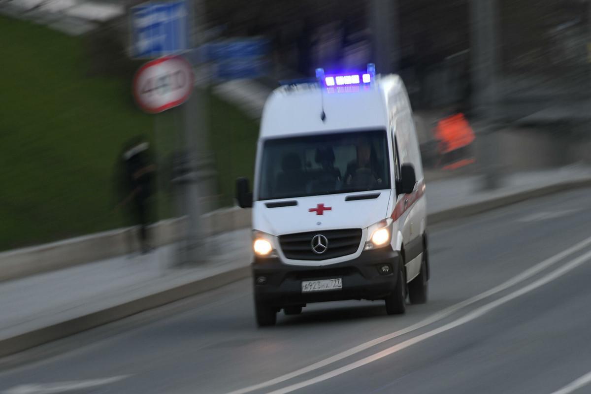 В России автобус наехал на остановку, погибли шесть человек