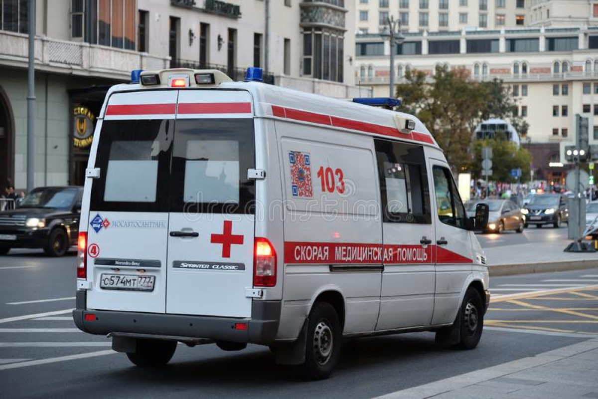 After bus accident in Urals, six dead, 15 injured, Interior Ministry says