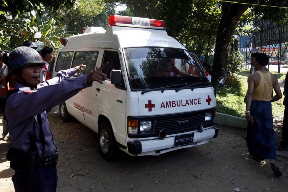 При крушении военного самолета в Мьянме погибли 12 человек