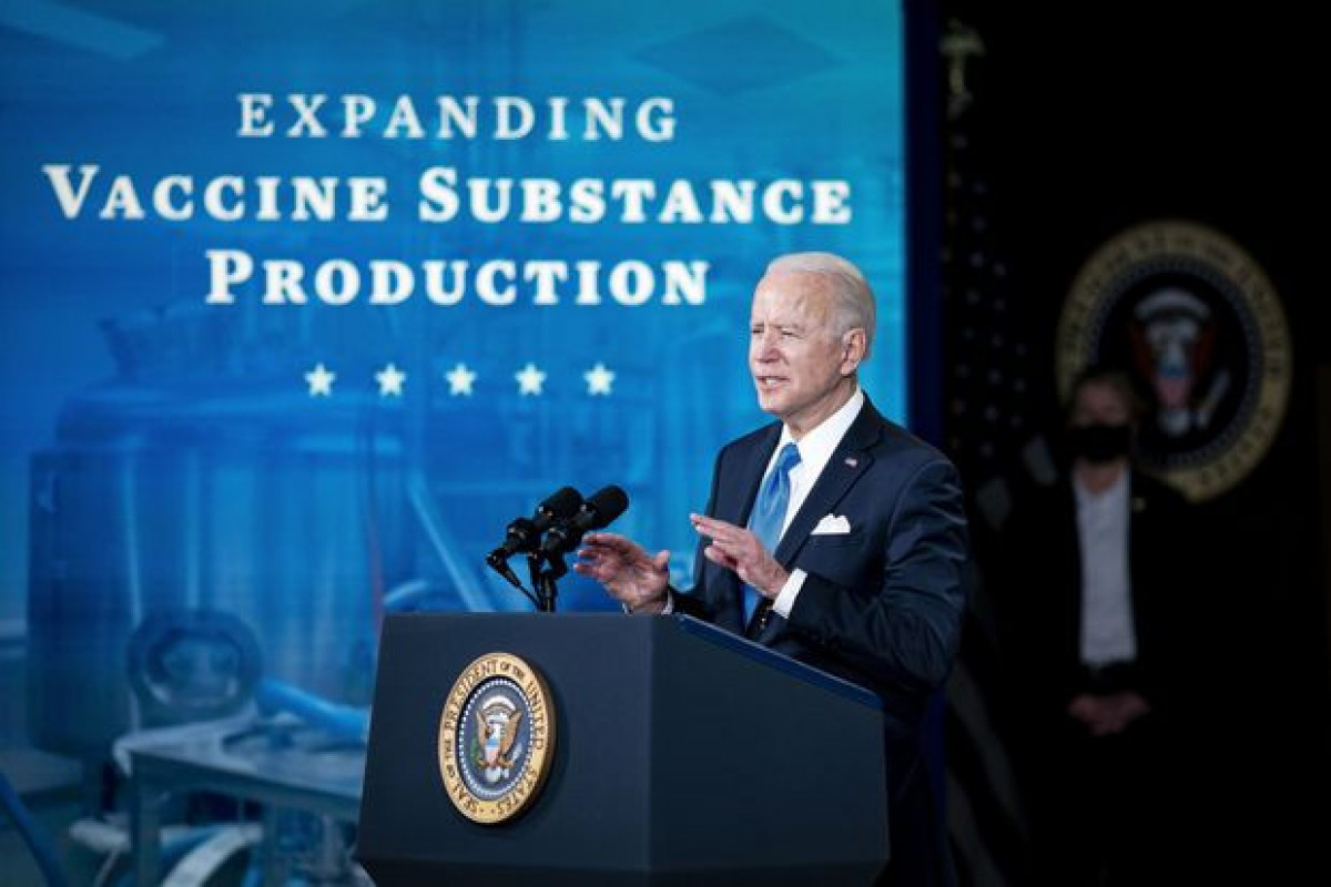 Biden administration to donate 50 mln. Pfizer doses to nearly 100 countries