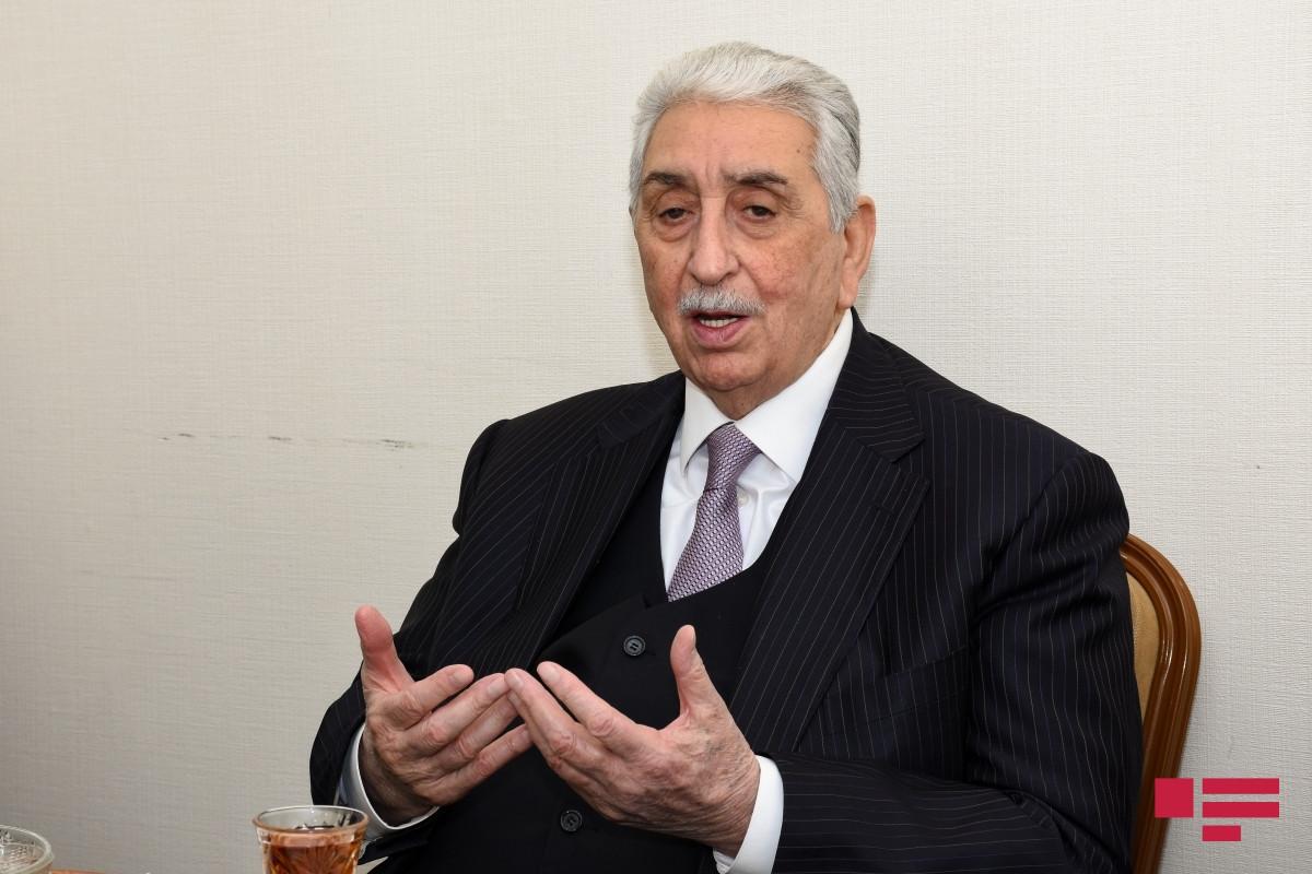 Сын Арифа Бабаева: Моего отца не отправили в Турцию, он находится в Баку