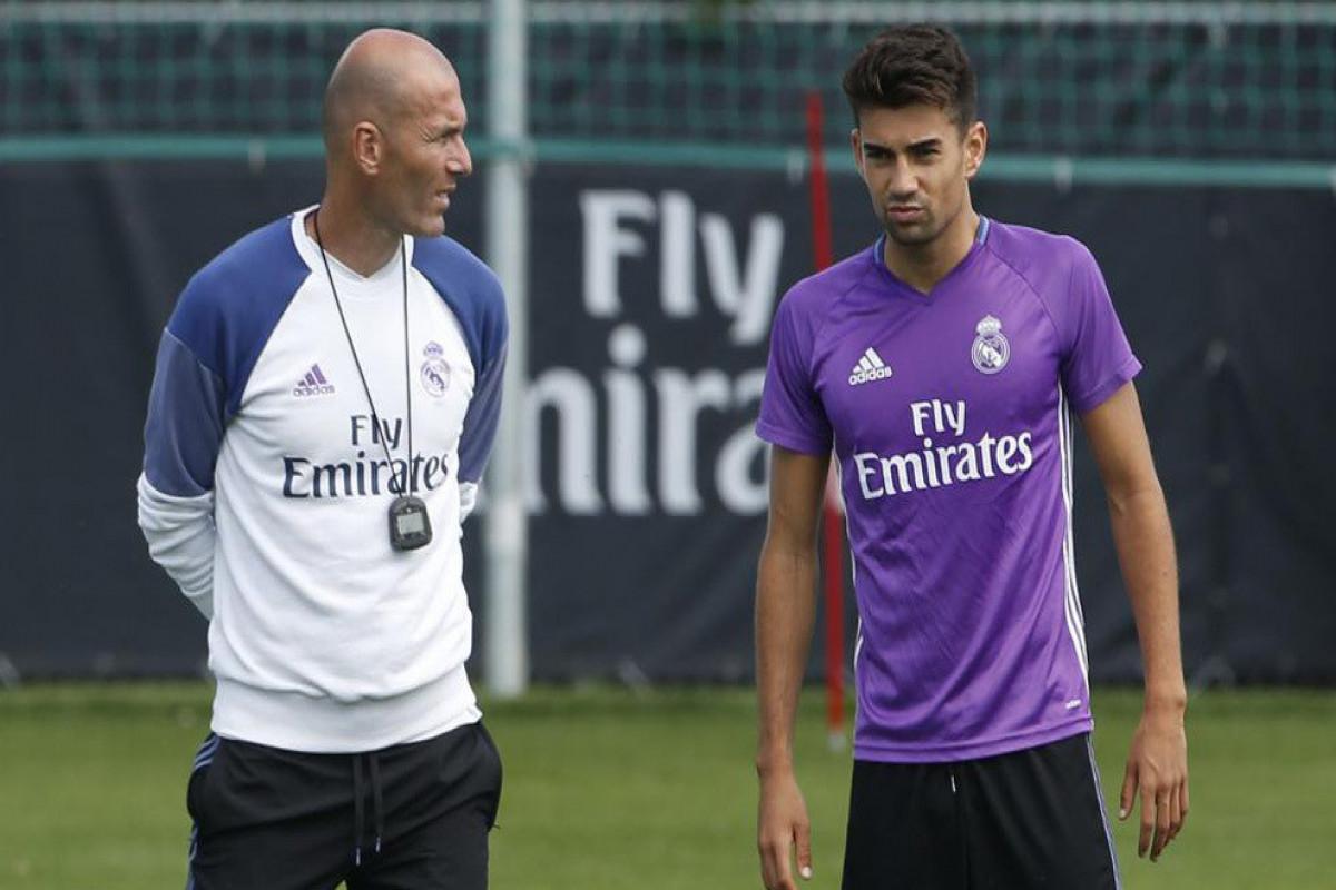 Zinəddin Zidanın oğlu Fransa klubunda oynayacaq
