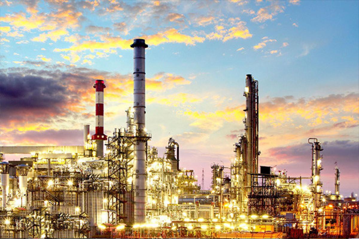 Industrial production decreased by 2.2% in Jan-May in Azerbaijan