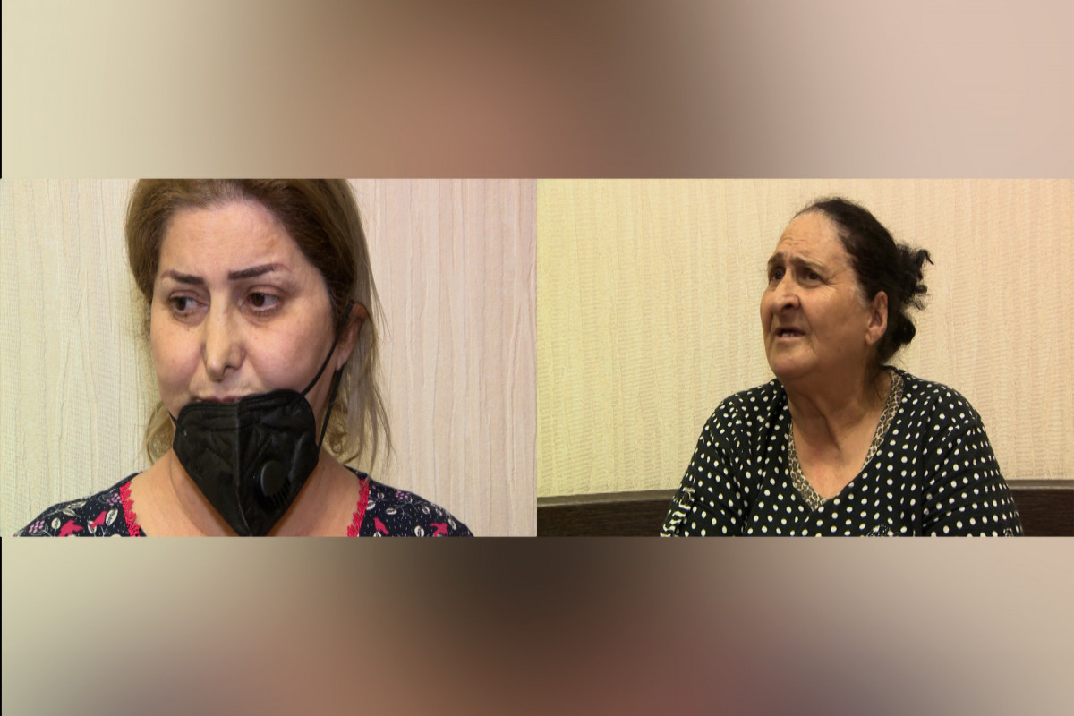 Mother and daughter, who sell narcotic drugs, detained in Sumgayit