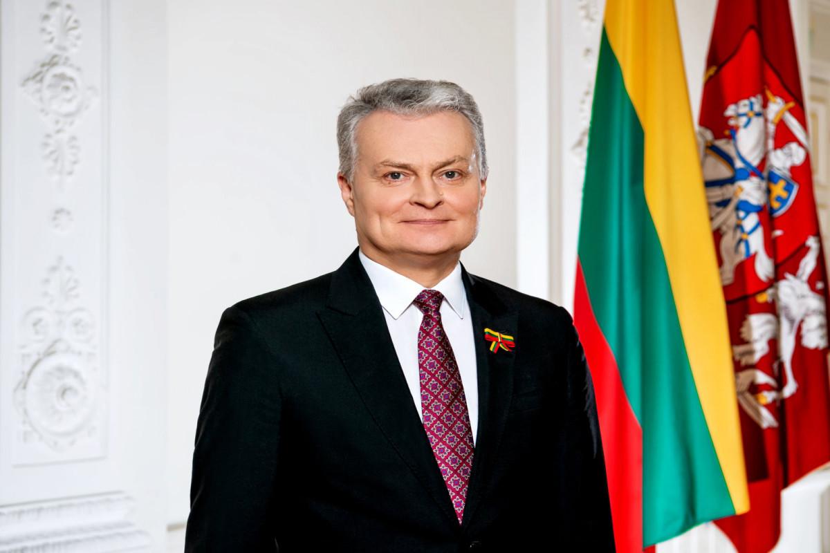 Litva Prezidenti Gürcüstana səfər edib
