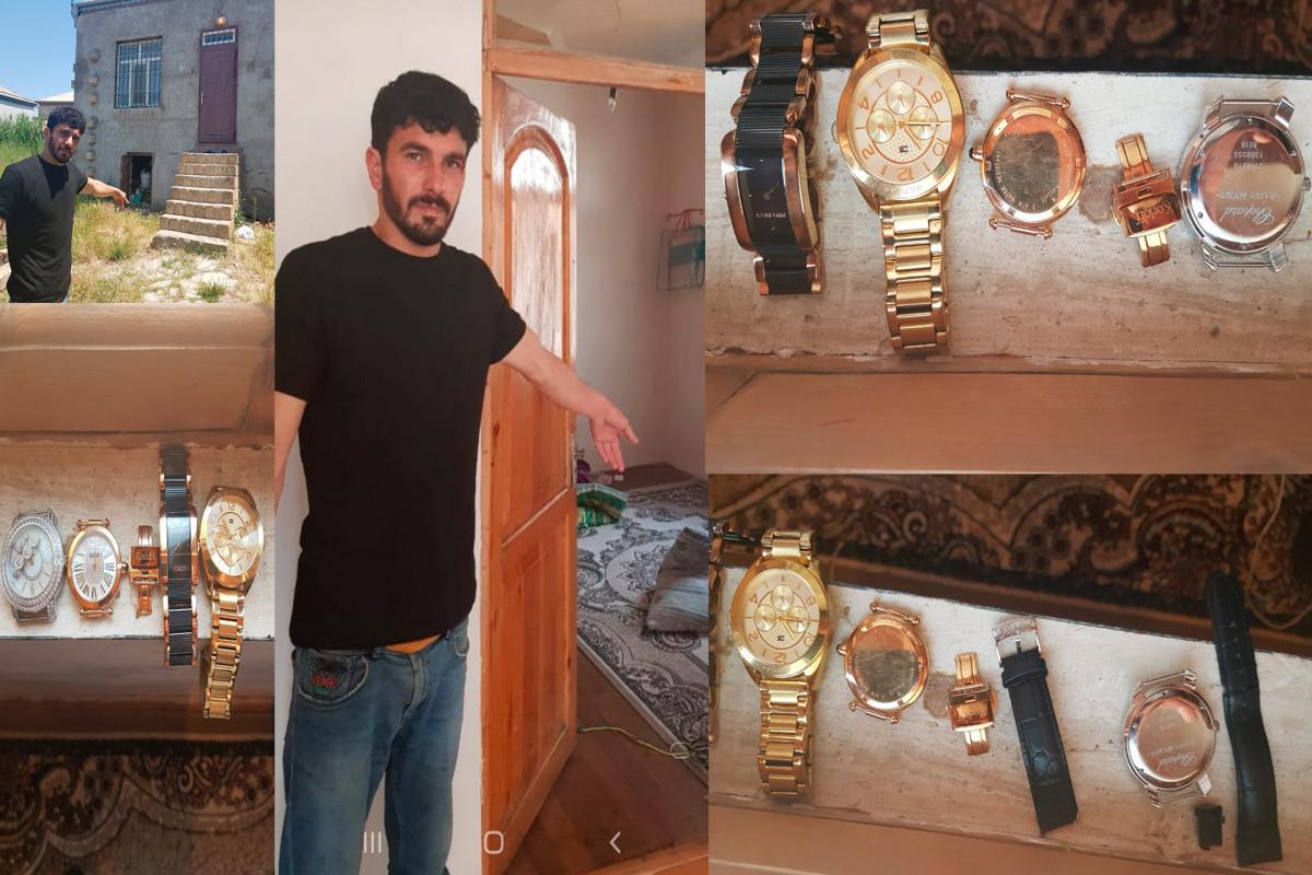 В Баку из автомобиля совершена кража на 100 тысяч манатов