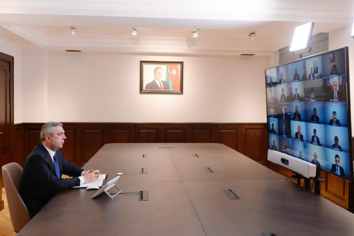 Another meeting of Coordination Headquarter of Azerbaijan held