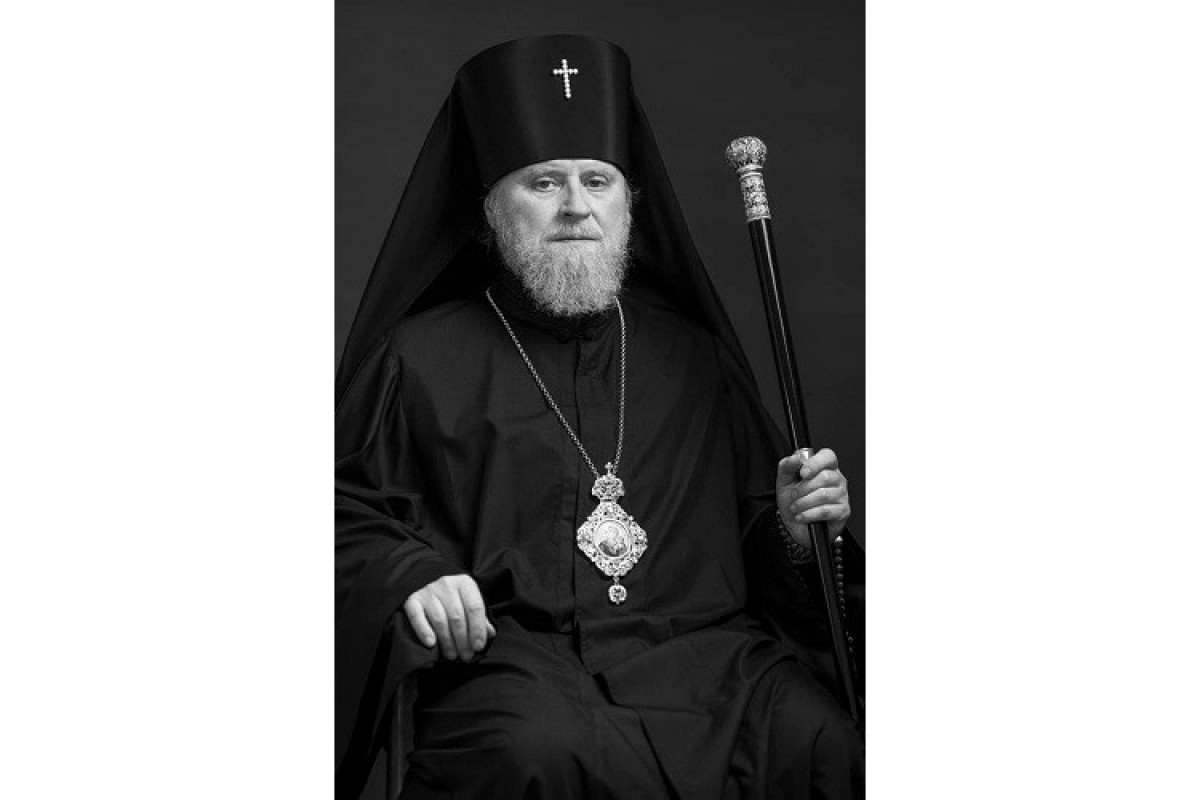 Rus Pravoslav Kilsəsinin Bakı və Azərbaycan Yeparxiyasının arxiyepiskopu vəfat edib