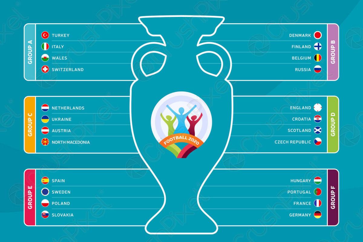 Евро-2020 стартует сегодня с матча Турция-Италия