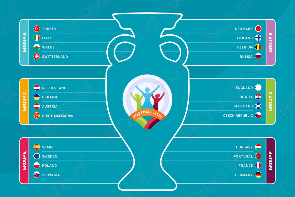 EURO 2020 kicks off with a match between Turkey and Italy