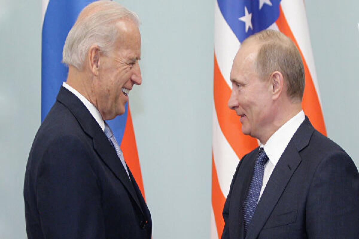 Госдеп назвал темы, которые Байден обсудит с Путиным