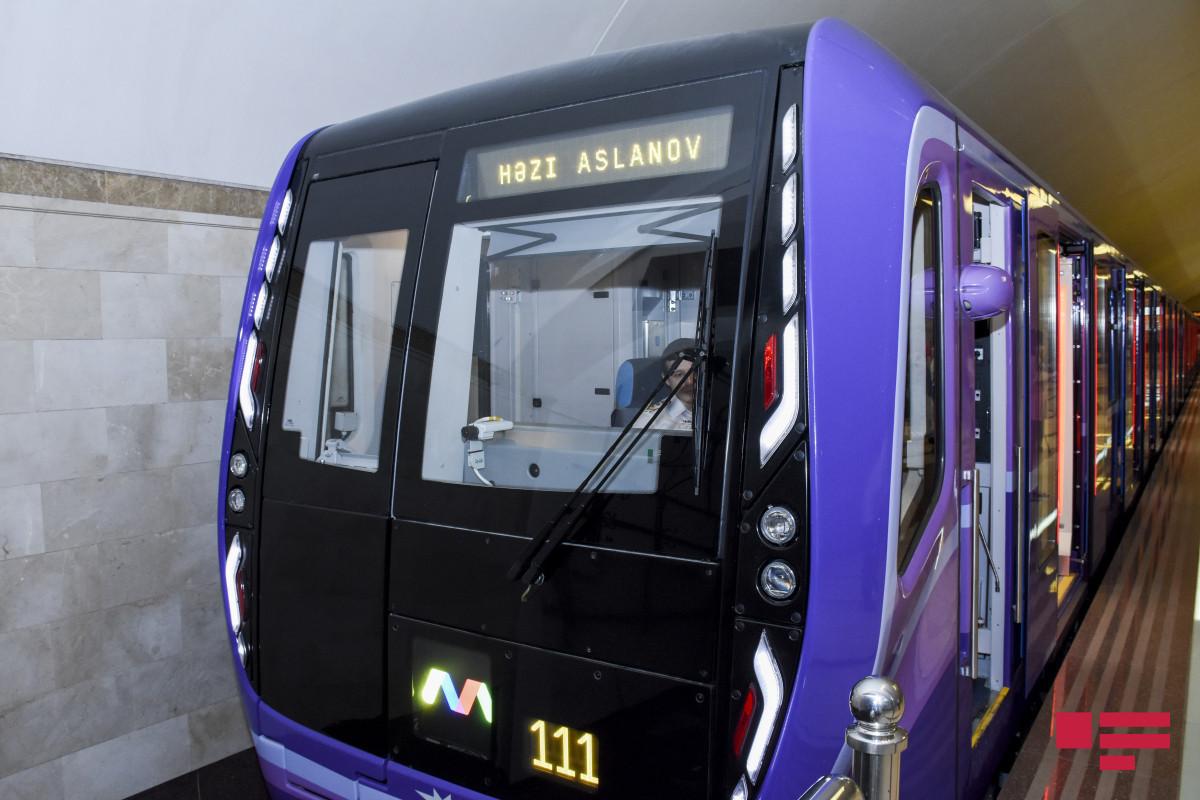 В связи с Евро-2020 бакинский метрополитен будет работать до 02:00