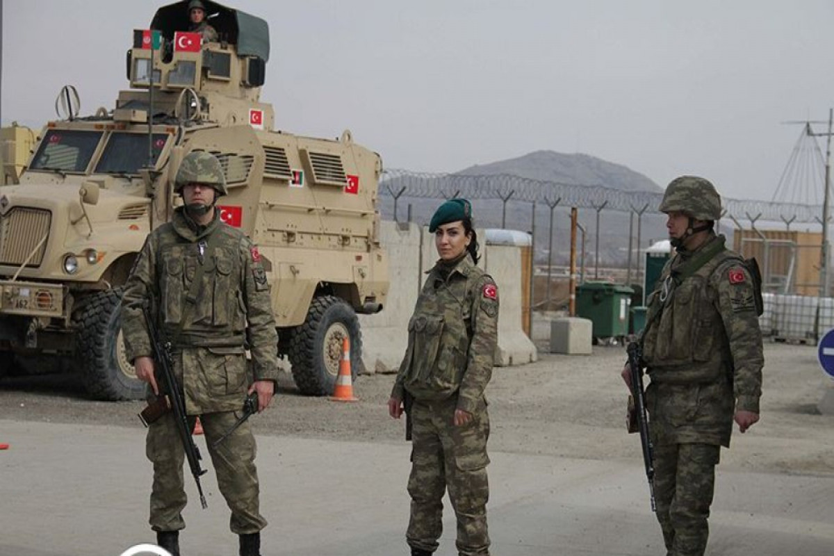 """""""Taliban"""" demands Turkey to pull troops from Afghanistan"""
