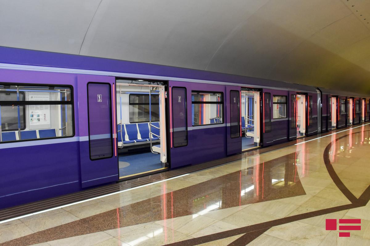 Бакинский метрополитен: Метро будет работать в июне каждый день