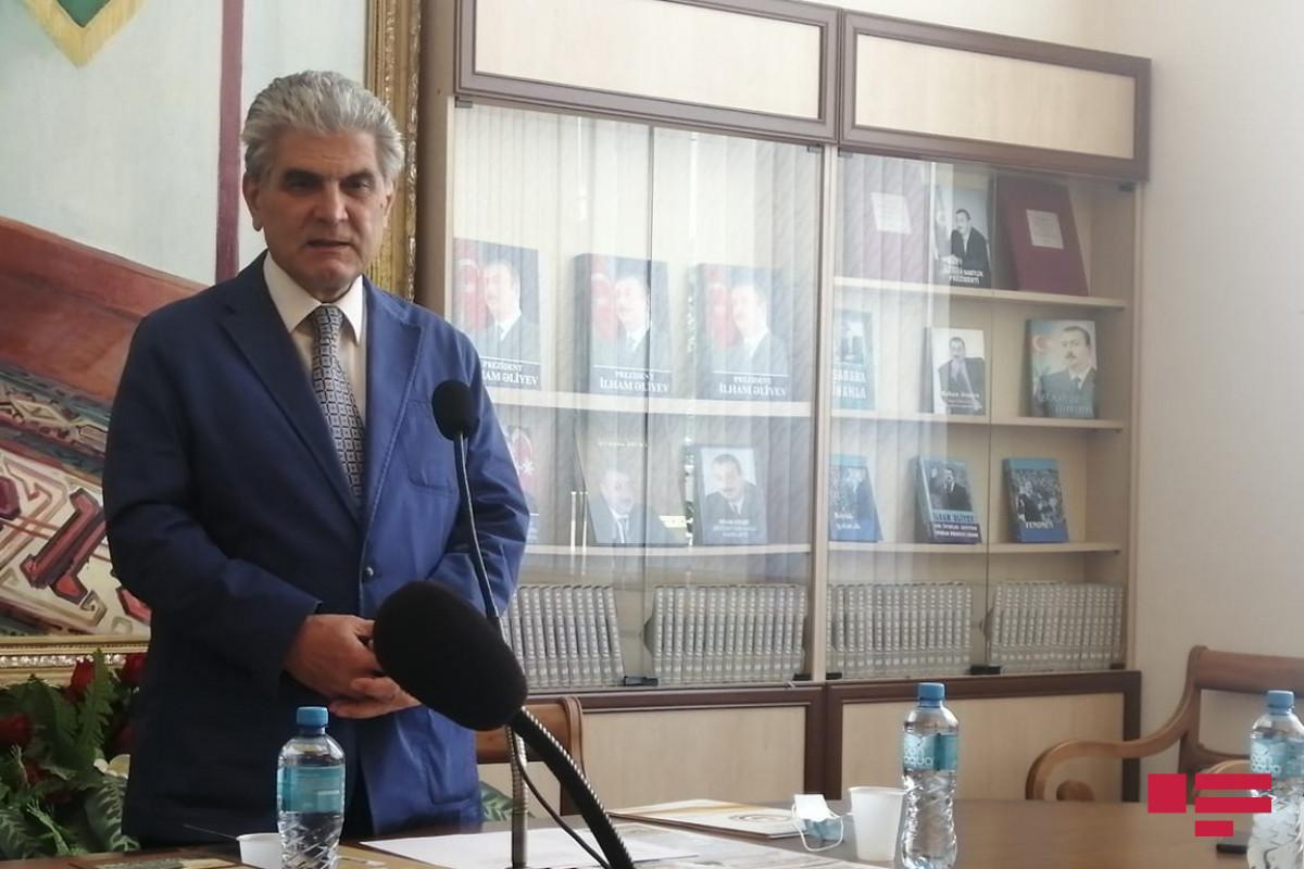 """ADPU-nun rektoru: """"Bildiyim qədərilə Qarabağ Universiteti tamamilə yeni bazada yaradılacaq"""""""