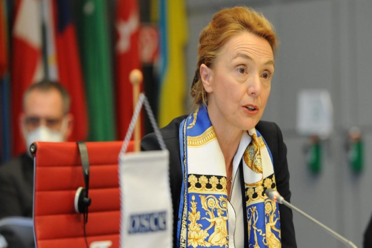 Генсек Совета Европы рассказала о важности мер доверия между Азербайджаном и Арменией