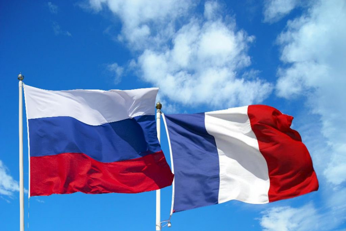Russia, France discuss situation around settlement of Karabakh issue