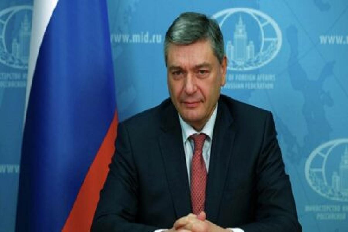 Minsk Qrupu həmsədrlərinin fəaliyyəti müzakirə edilib