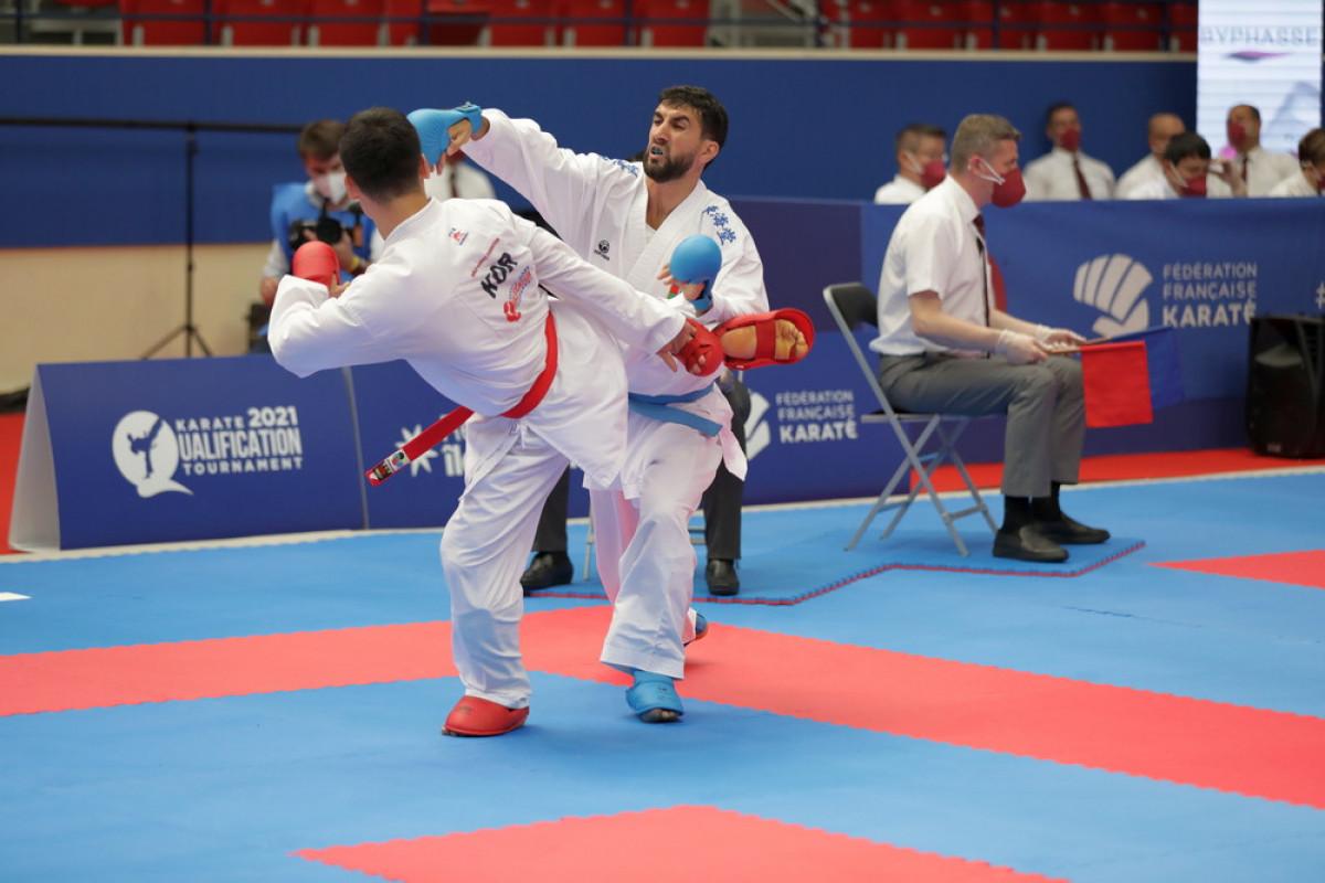 Azərbaycan karateçisi Tokio-2020-yə lisenziya qazanıb