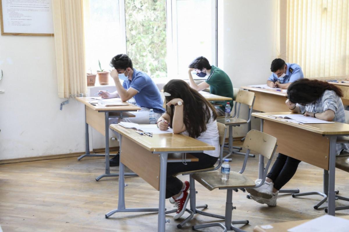 Обнародовано число учащихся, не принявших участие в выпускных экзаменах 9-10 июня