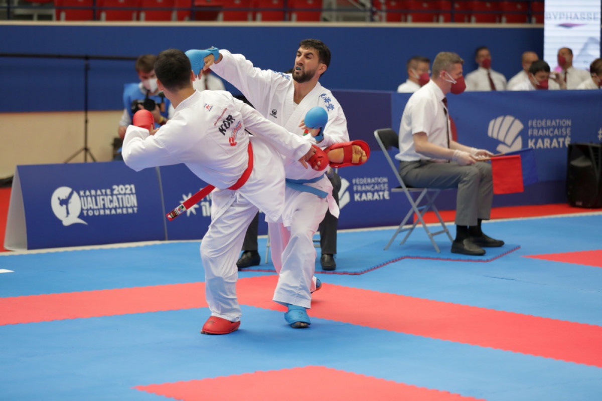 Азербайджанский каратист завоевал путевку на летние Олимпийские игры в Токио