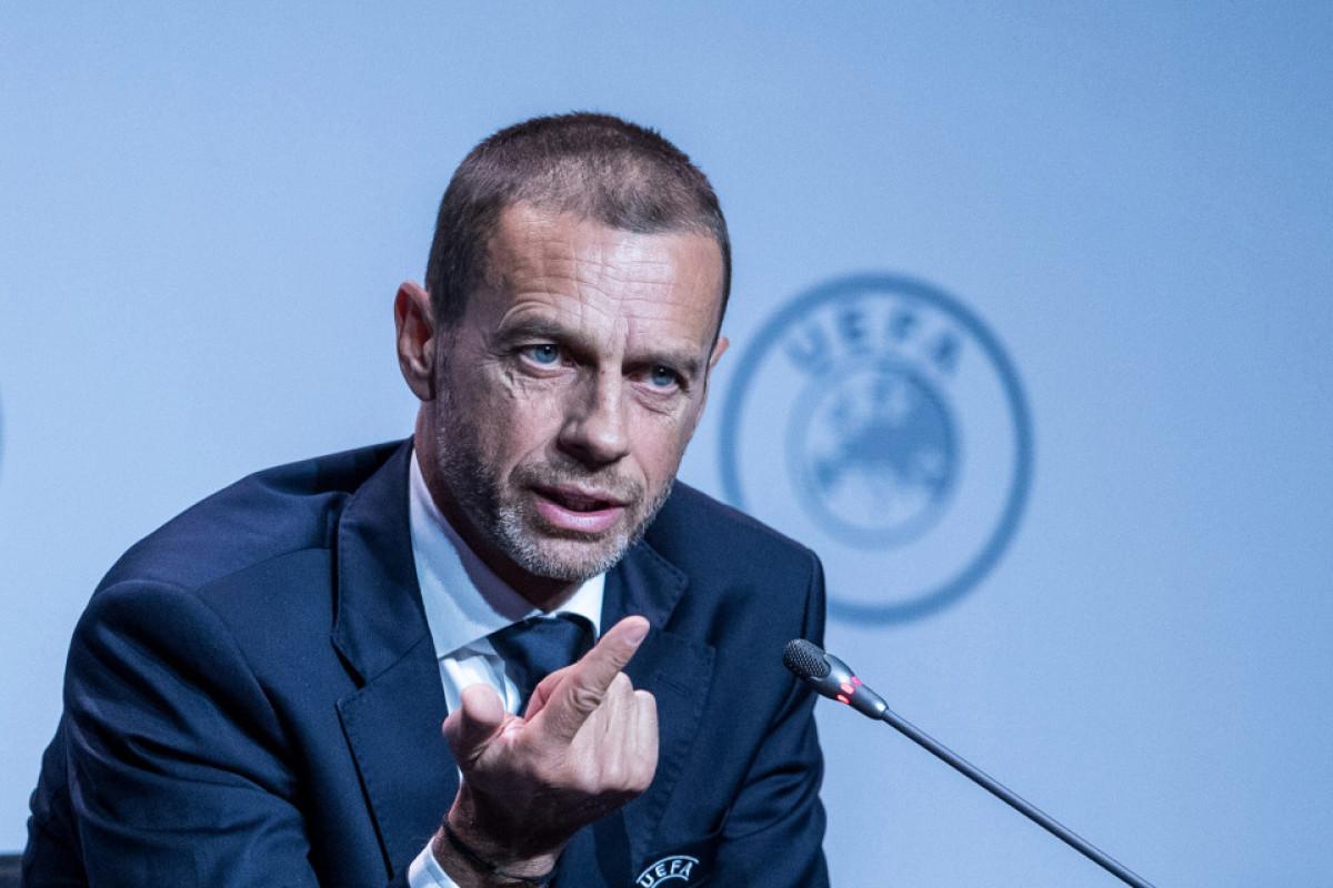 UEFA prezidenti Avropa çempionatının bir neçə ölkədə keçirilməsinə qarşı çıxıb