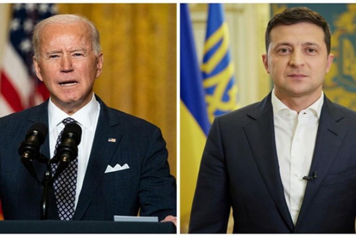 Ukrayna XİN: Baydenlə Zelenskinin görüşü iyulun sonuna planlaşdırılır