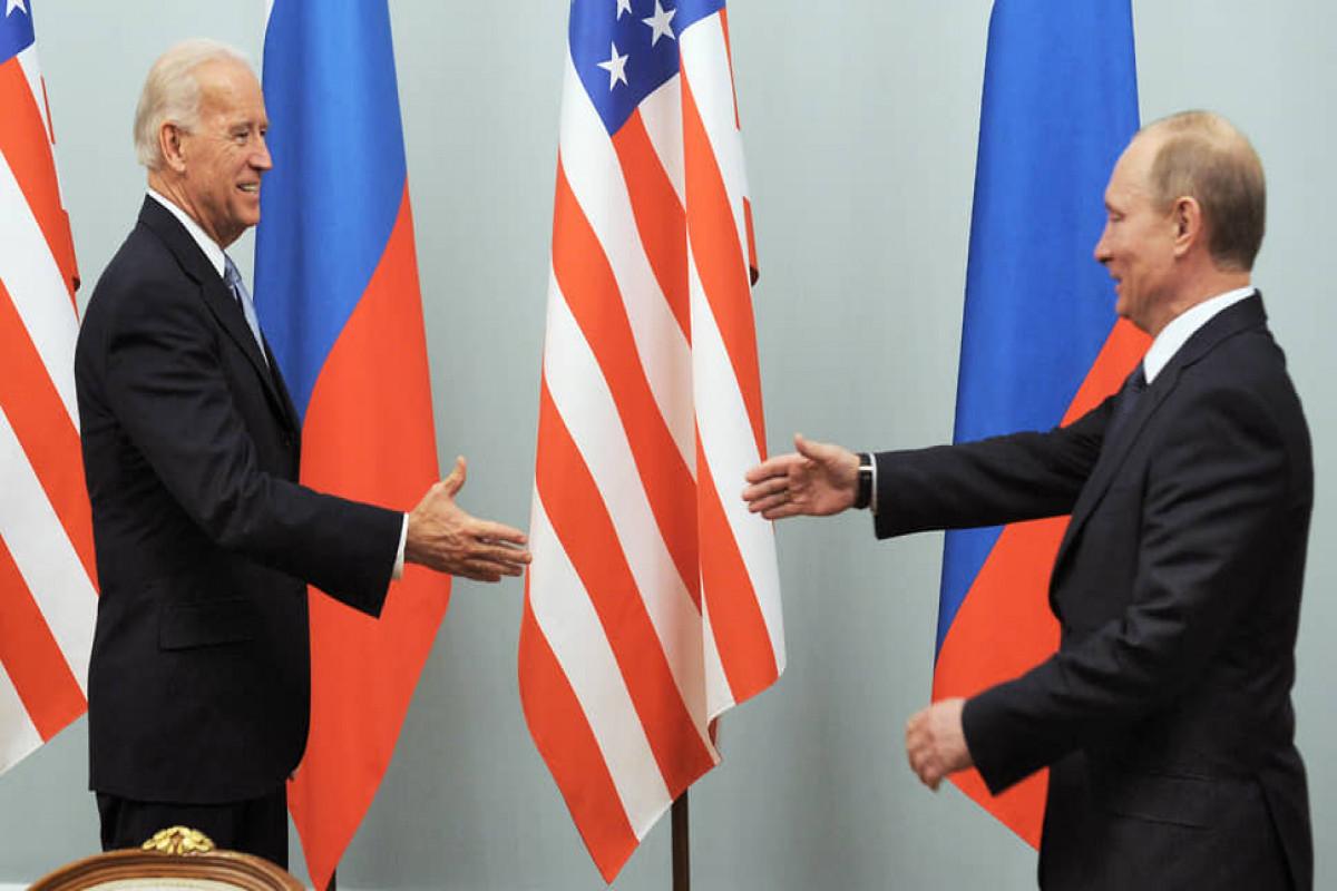 Псаки: Байден на встрече с Путиным поднимет все волнующие его темы