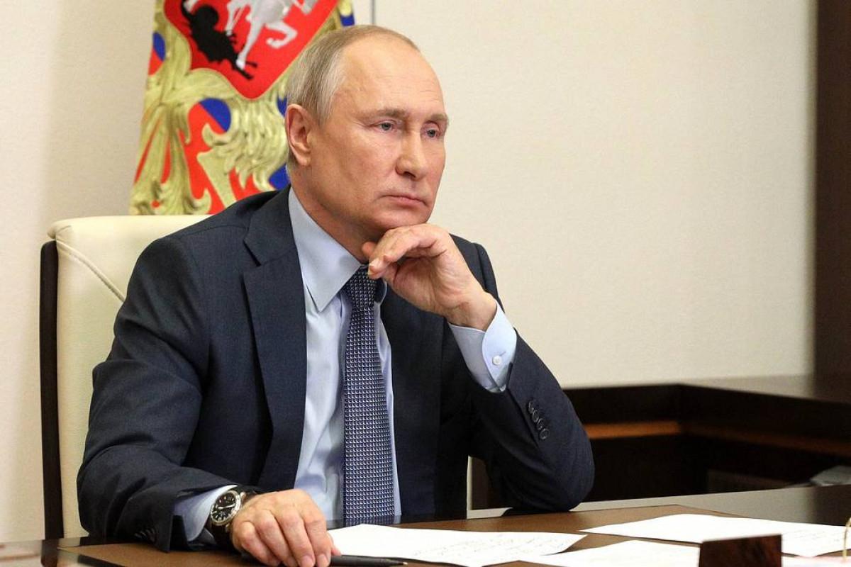 Putin calls Biden 'career man,' hopes there won't be any impulse-based movements