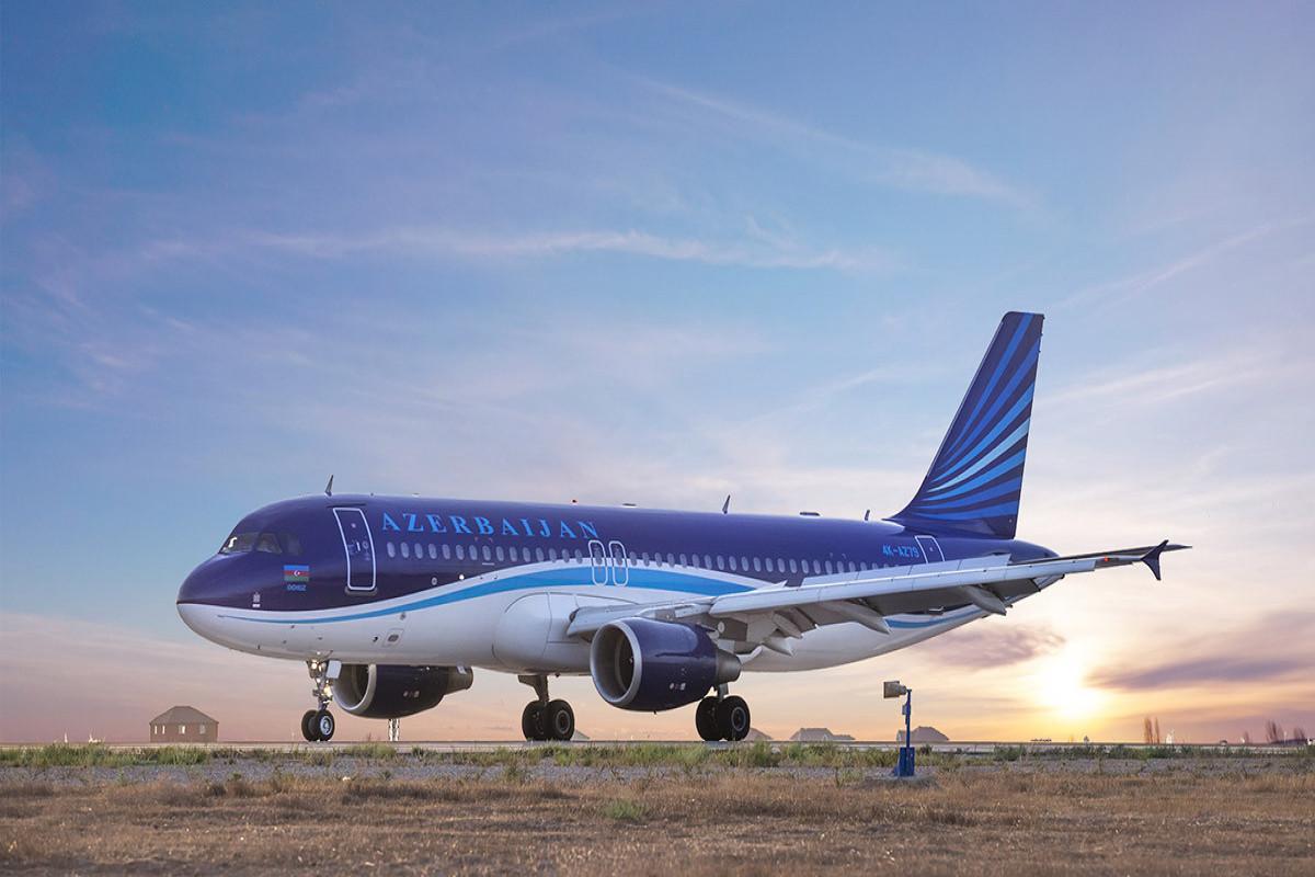 Baku-Antalya flight returned to the stop due to technical reason
