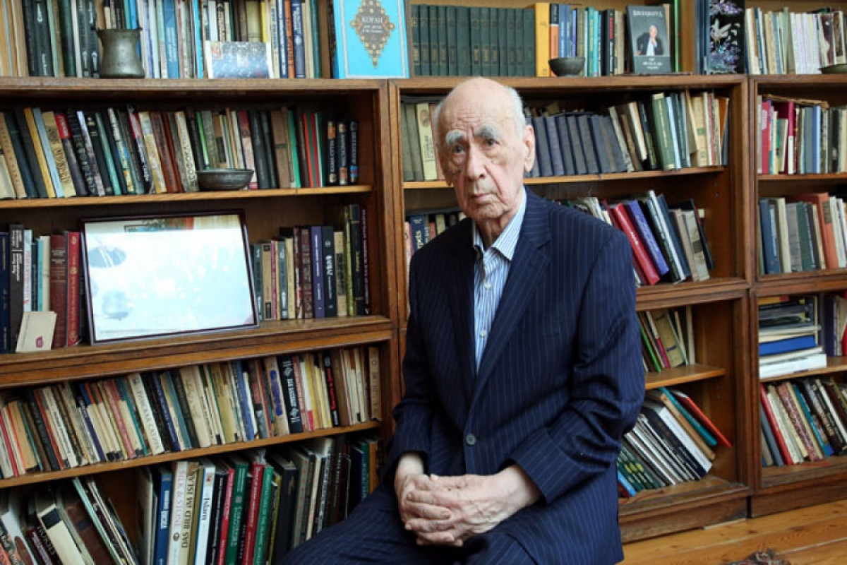 Azerbaijani Academician Chingiz Gajar dies