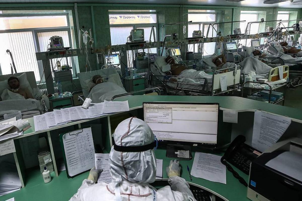 Russia reports 13,510 new coronavirus, maximum since February 15