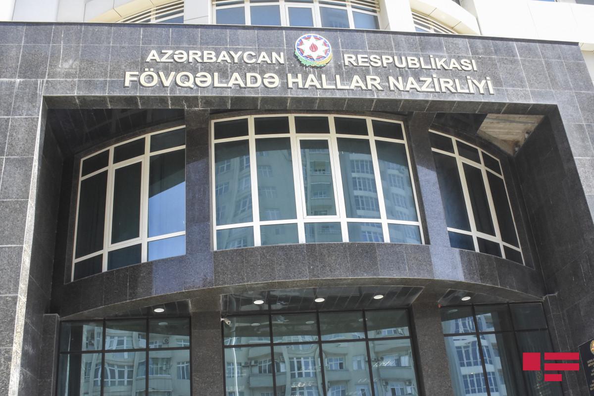 FHN: Ötən sutkada biri azyaşlı olmaqla beş nəfər xilas edilib