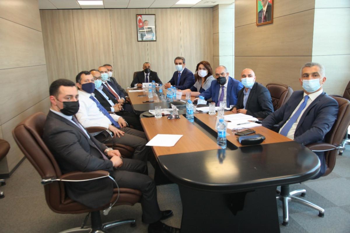 QHT-lərə Dövlət Dəstəyi Agentliyinin Müşahidə Şurasının iclası keçirilib