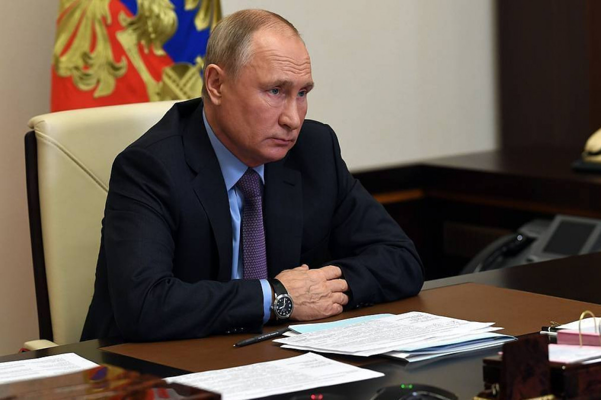 Putin: Helping countries with COVID-19 vaccine is Russia