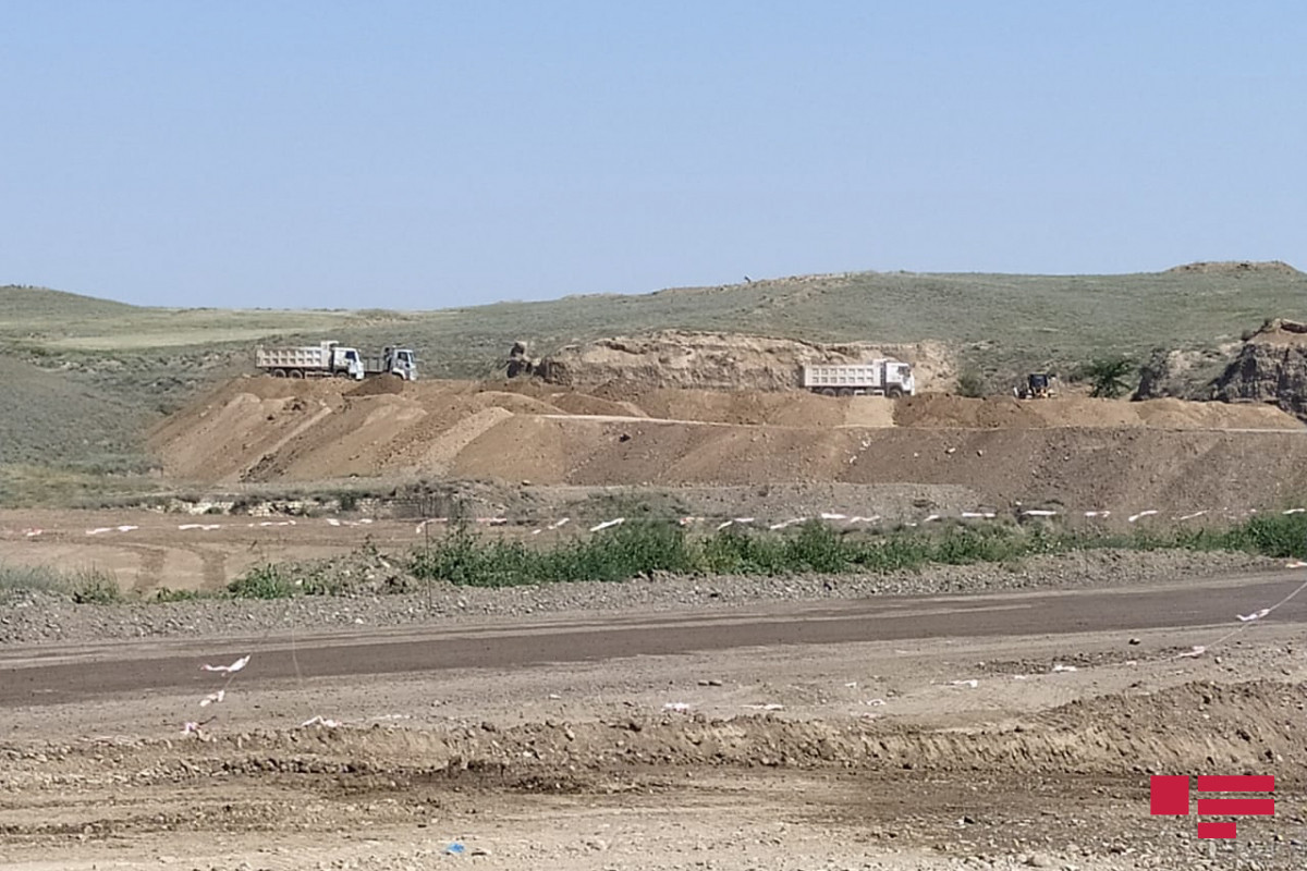 In exchange for providing Azerbaijan with maps of mines in  Aghdam region, 15 detained Armenians handed over to Armenia