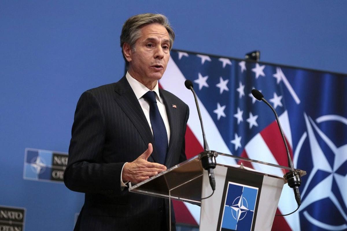 "Blinken: ""US welcomes Azerbaijan"
