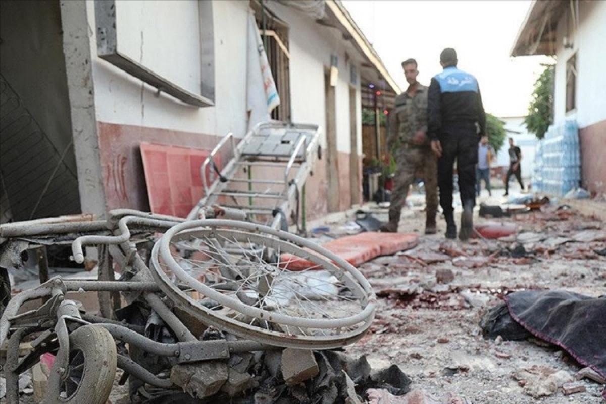 PKK terrorçuları Afrin şəhərini atəşə tutub, azı 13 nəfər ölüb