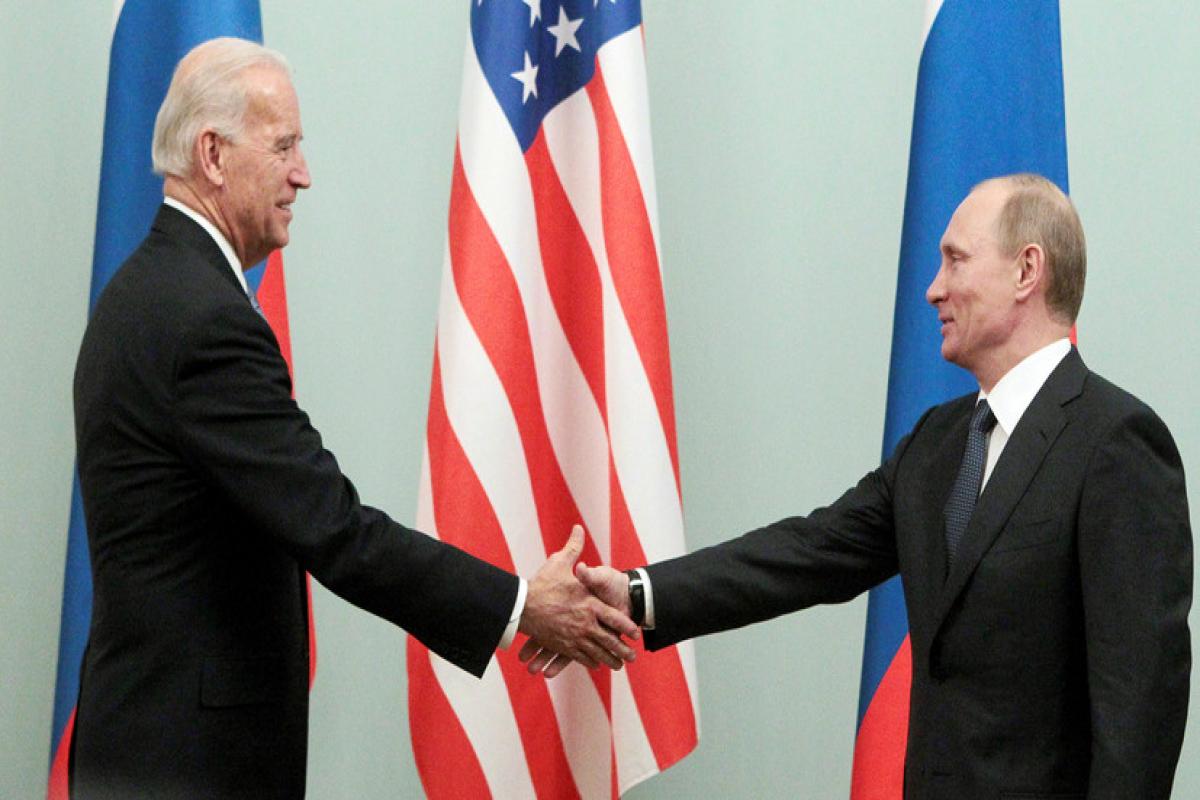 NBC: Байден передаст Путину «жесткий сигнал»