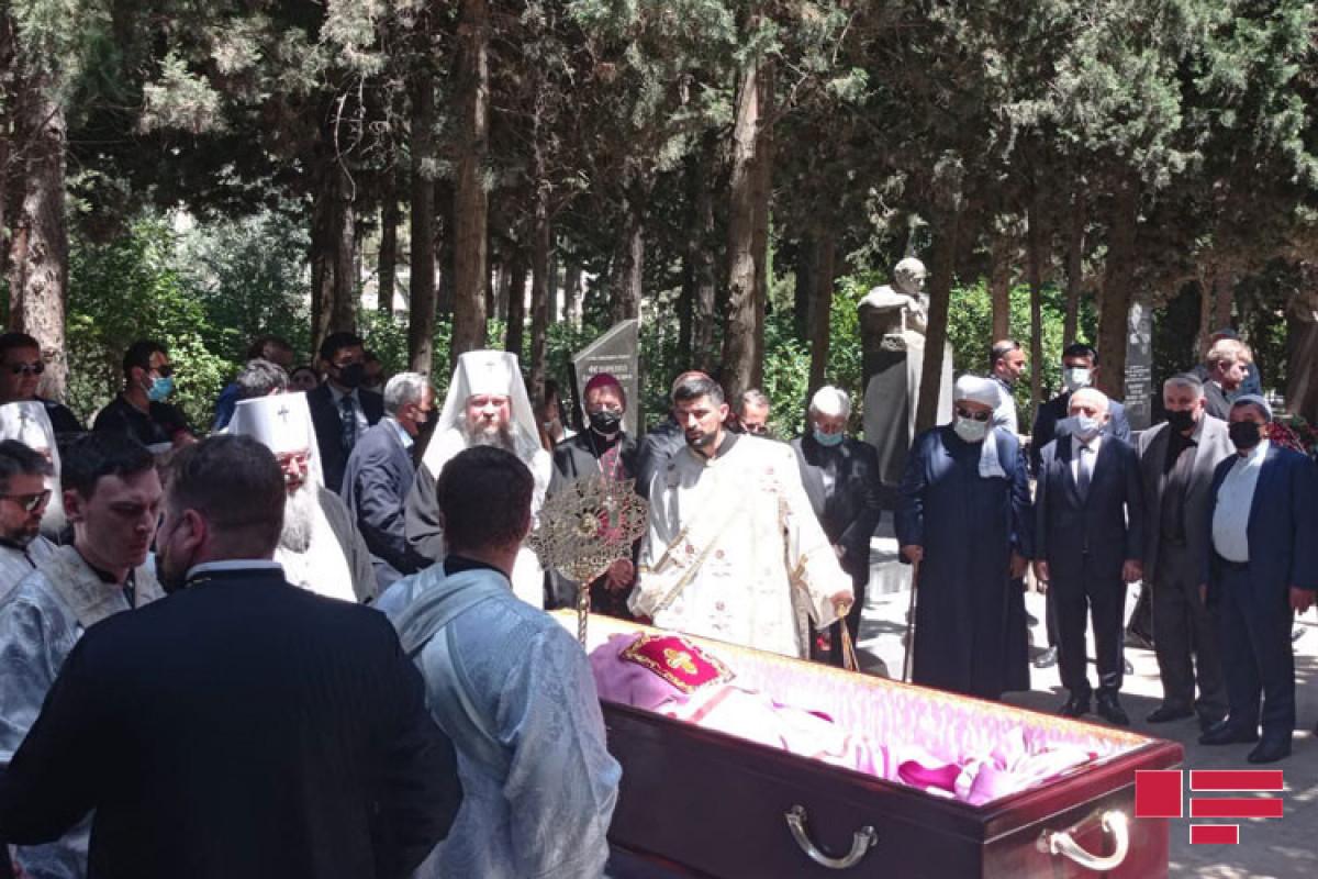 Alexander Gennadyevich Ishein laid to rest