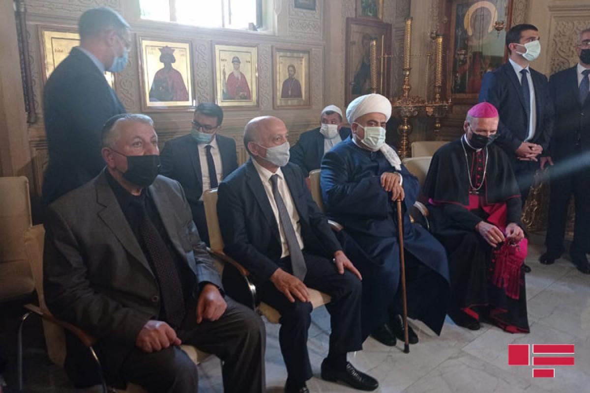 Председатель УМК: Это первый случай в истории, когда религиозного деятеля хоронят на первой Аллее почетного захоронения
